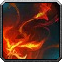 Volatile Fire Icon