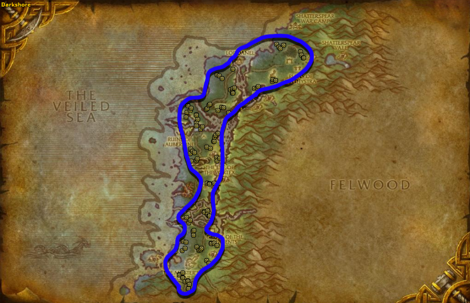 Briarthorn Farming - Best Places To Farm Briarthorn in WoW