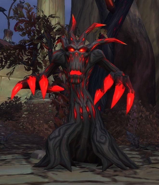 Screenshot of Defiled Grovewalker