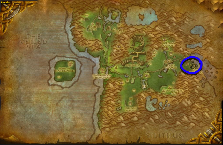 Best Buy Auction >> Silk Cloth Farming - Best Places To Farm Silk Cloth in WoW