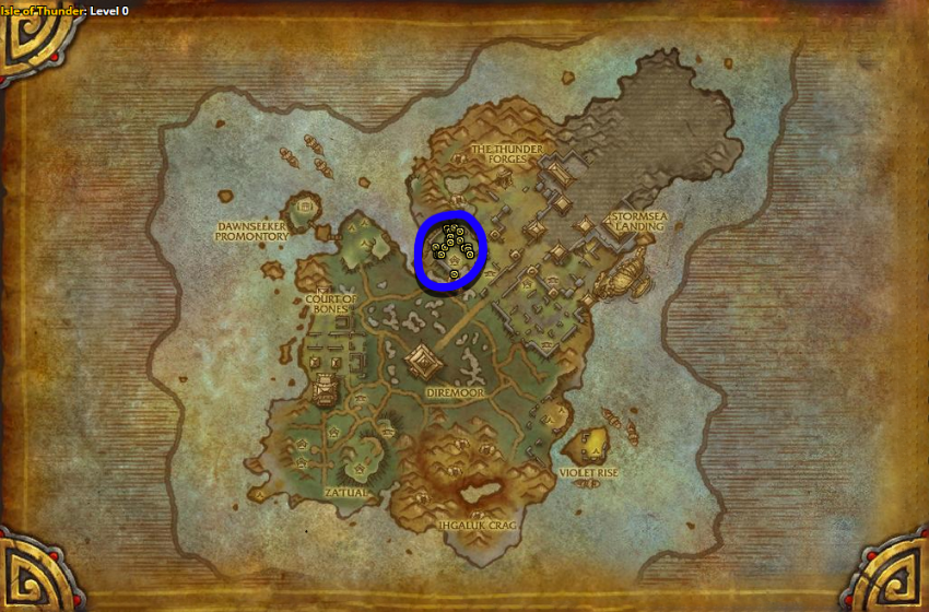 Exotic Leather Farming Best Places To Farm Exotic Leather In Wow