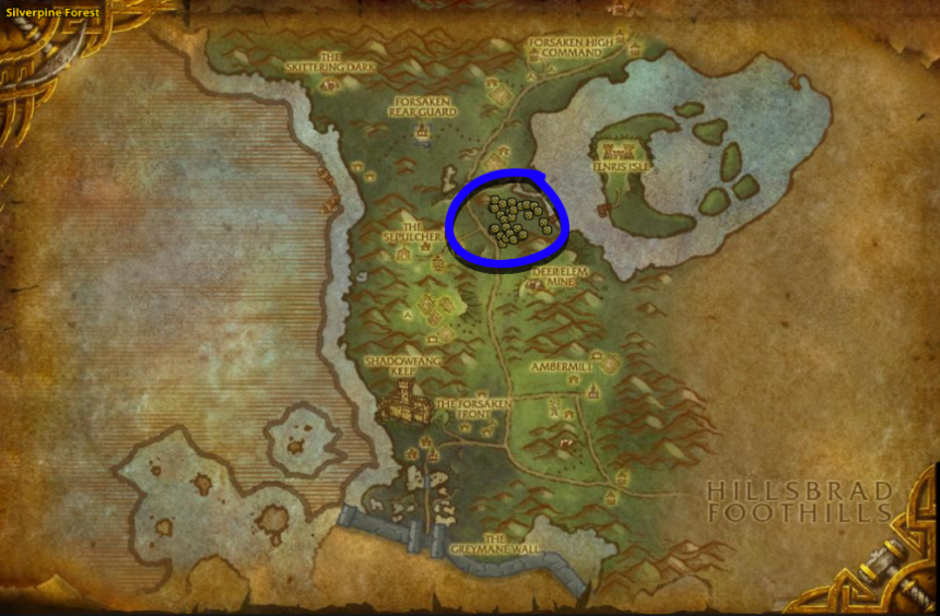 Linen Cloth Farming Best Places To Farm Linen Cloth In Wow
