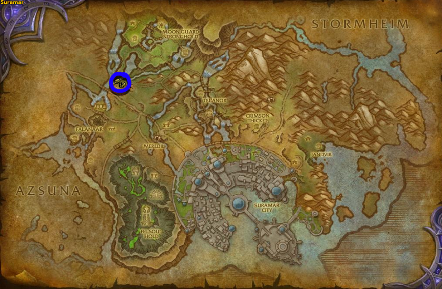Felwort Farming - Best Places To Farm Felwort in WoW
