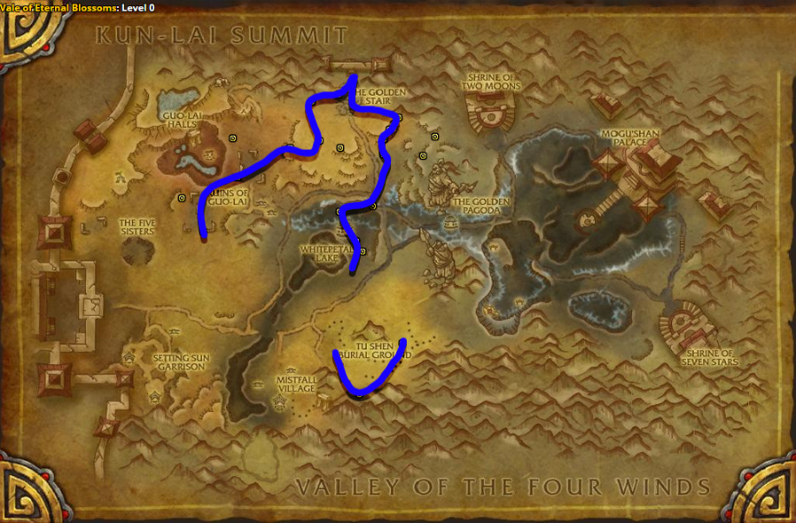 Golden Lotus Farming - Best Places To Farm Golden Lotus in WoW